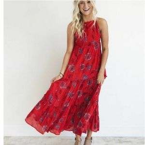 Intimately Free People Garden Party Maxi dress M